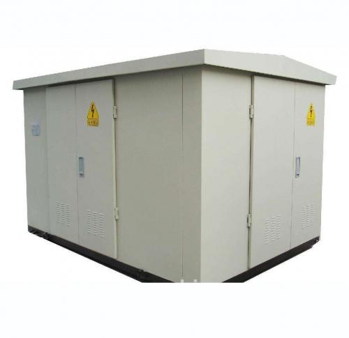 新乡YB高压/低压预装式变电站